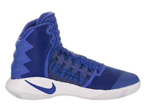 Nike Herren Hyperdunk 2016 Basketballschuhe Königsblau / Weiß