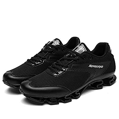 PLENTOP Running Shoes,Men Running Shoes Hiking Shoes Sneakers Athletic Outdoor Sports Hiking Sneakers