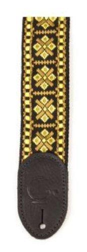Gretsch G 922-0060-103 Brand Guitar Strap - Diamond (Best Guitar Strap Brands)