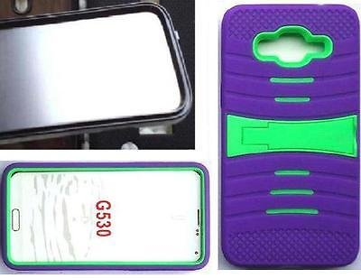 a8dc7b3ae1f80 Amazon.com: [ NP ARMOR ] BUILT-IN Screen Guard Protector Faceplate ...