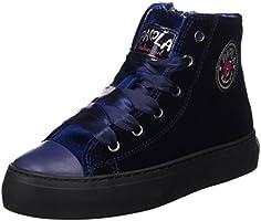 Pablosky 946021, Zapatillas Altas Niñas, Azul (Azul), 31 EU
