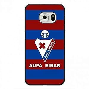 Sociedad Deportiva Eibar Caso Logotipo Trasero, FC Sociedad Deportiva Eibar Logotipo De Samsung Galaxy S6Edge Caso, Sociedad Deportiva Eibar Caso De La CéLula Logo Para Samsung Galaxy S6Edge Del Estuche RíGido