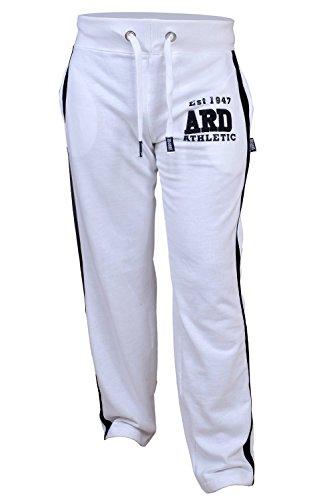 Men's Joggers Cotton Fleece Jogging Trousers Pants Track ...