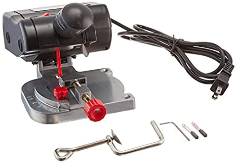 TruePower 919 High Speed Mini Miter/Cut-Off Saw, 2-Inch (colors may vary) (Small Power Saw)