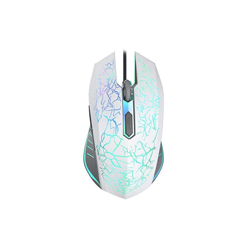 VersionTECH. RGB Gaming Mouse, Ergonomic