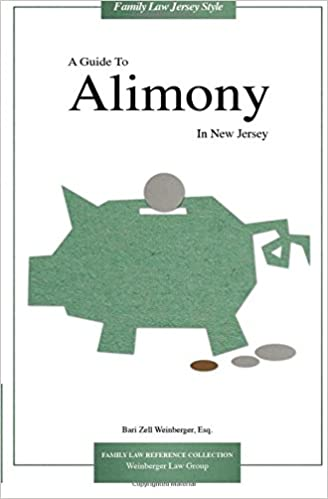 A Guide To Alimony In New Jersey