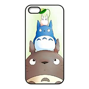 iPhone 5 5s Cell Phone Case Black My Neighbor Totoro GBD Fashion Cell Phone Cases Hard