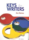 Raimes Keys for Writers Plus Technology Guide Fifth Edition Plus Menagerunderstanding Plagiarism First Edition, Ann Raimes, Rosemarie Menager-Beely, Lyn Paulos, 0547068174