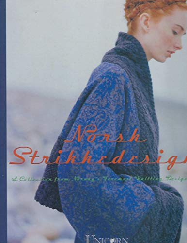 Norsk Strikkedesign: A Collection from Norway's Foremost Knitting Designers by Unicorn Books and Crafts (Image #1)