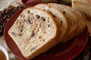 cinnamon raisin bread mix - 3