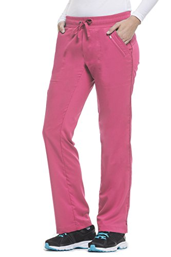 healing hands Purple Label Women's Tanya 9139 Drawstring Pant Sugar Coral- X-Small - Coral Drawstring