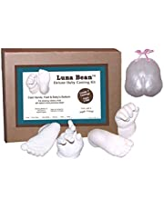 Luna Bean Deluxe 3D Prints Baby Casting Kit