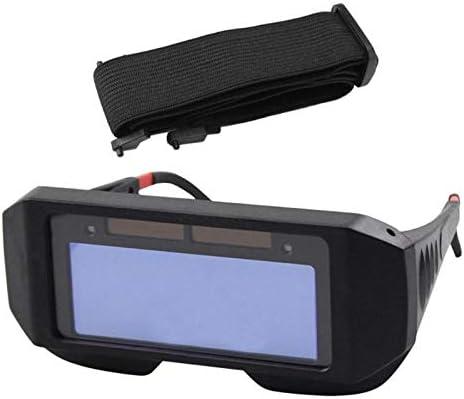 Solar Auto Darkening Welding Helmet Welder Goggles Soldering Welder Eyes Glasses
