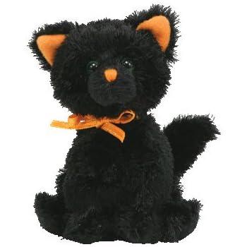 Ty Halloween Beanies Frights - Black Cat
