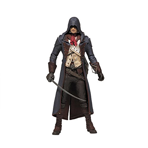 Assassins Creed: Unity - Arno Dorian Figure by Mcfarlane Toys