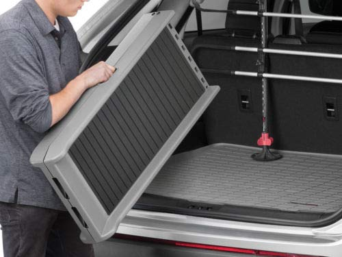 All Weather Weathertech Pet Ramp Non-Slip Folding Pet Ramp for Trucks, SUVs, and Minivans