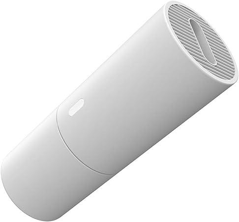 SSZZ Aspirador Recargable Mini USB portátil sin Cables del Coche, Aspirador de Limpieza de Las Migas de Pan del Polvo, Adecuado para la Oficina de la Familia del Coche: Amazon.es: Hogar