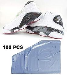 Shoe Shrink Wrap Bags, 100 Pcs - 50 Pair...
