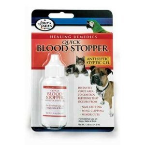 Four Paws Quick Blood Stopper Gel Blood Stopper Gel