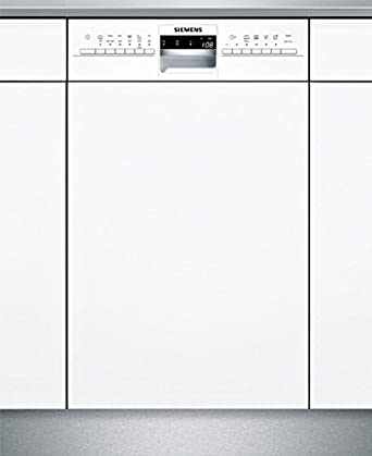 Siemens iQ300 SR536W01ME lavavajilla Semi-incorporado 10 cubiertos ...