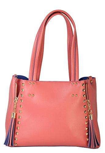 rimen-co-womens-side-studded-tassel-bag-in-bag-design-shoulder-bag-handbag-ab-006-pink