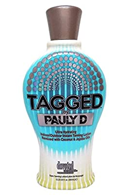 Tagged Tanning Lotion By Pauly D 12.25