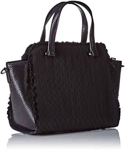 Lollipops - Adore Shopper, Shoppers y bolsos de hombro Mujer, Noir (Black), 15x25x42 cm (W x H L)