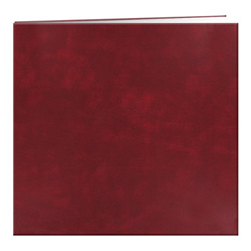 Pioneer MB-10 B Leatherette Post Bound Album 12