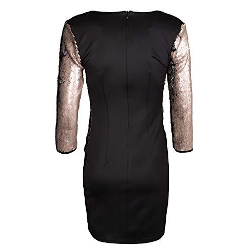 Kleid 36 W54K1RW7QR0 Sequin Guess IT40 EU qdCgAw7