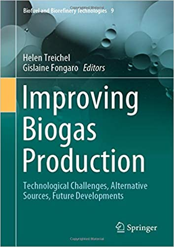 Buy Improving Biogas Production: Technological Challenges