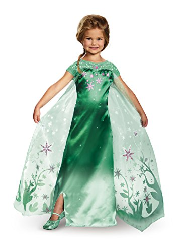 DIS95782 (3T-4T) Elsa Frozen Fever Child