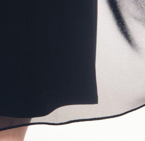 Noppies - Vestido premamá de manga larga para mujer Azul (Dark Blue C 165)