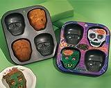 Rubie's Halloween Skull Cupcake Pan 5103