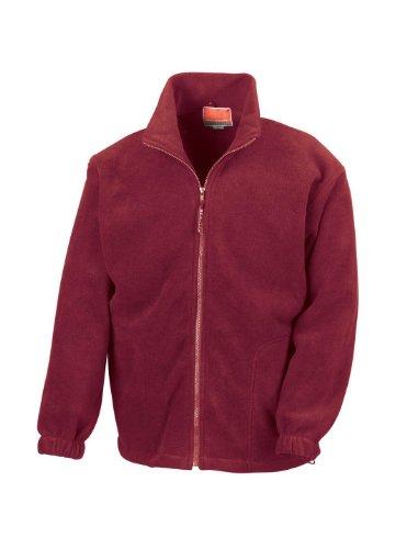 Result Polartherm(TM) Jacket, Chubasquero para Hombre Rot - Burgunderrot