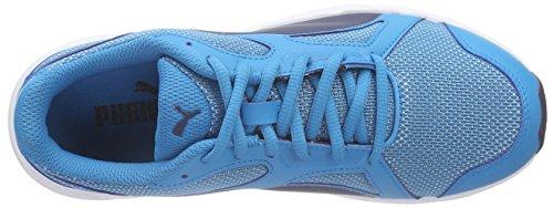 Puma Axis V4 Mesh - Zapatillas Unisex adulto Blau (atomic blue-peacoat 05)