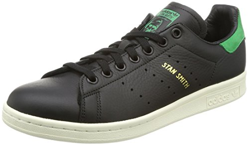green Basses Sneakers core Black Stan Black core Adidas Noir Smith Homme qtU6xvn