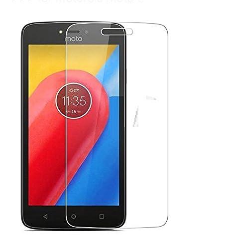 Newlike Tempered Glass For Motorola Moto C plus Screen guards