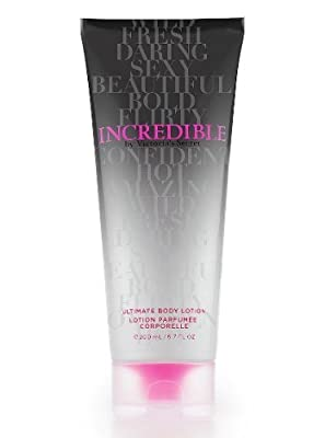 Victoria's Secret Incredible Women Scented Body Lotion 6.7 oz