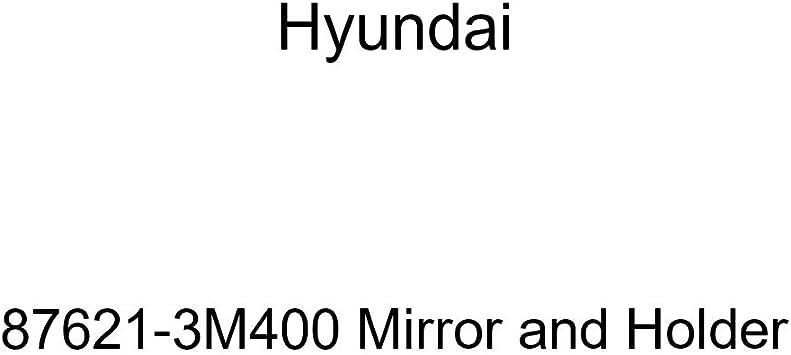 Genuine Hyundai 87621-3L100 Mirror and Holder