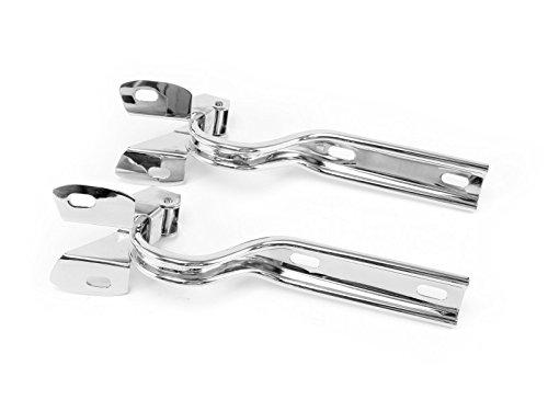 Scott Drake D9ZZ-16796-S Stainless Steel Hood Hinge