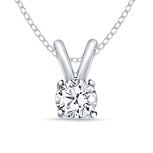 0.25 Ct Diamond Necklace - 2