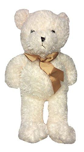 [Unipak Plush Animal Kenny Bear Beige] (Fawn Costume Headband)