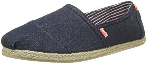 Dark WoMen Superdry Mx6 Blue Jetstream Denim Blue Espadrilles Navy TXxTwr