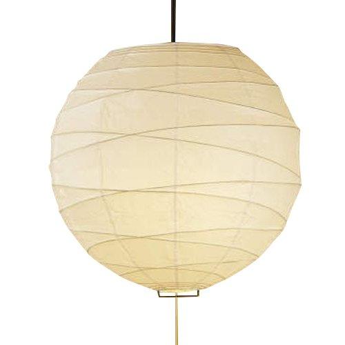 コイズミ照明 和風照明 ちょうちんペンダント フランジ φ500 白熱球60W×3灯相当 AP37753L B00EAJXPRC