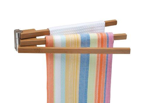3 Bar Towel Rack - 8
