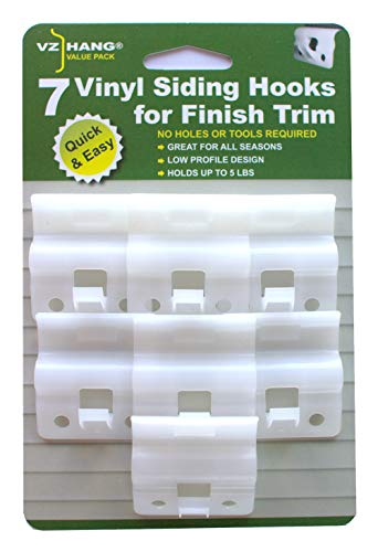 Hooks for Finish Trim ()
