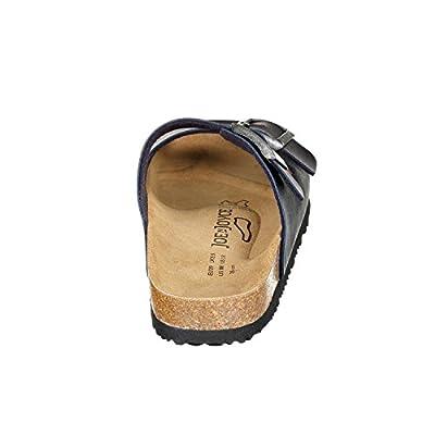 JOE N JOYCE London SynSoft Soft-Footbed Sandals