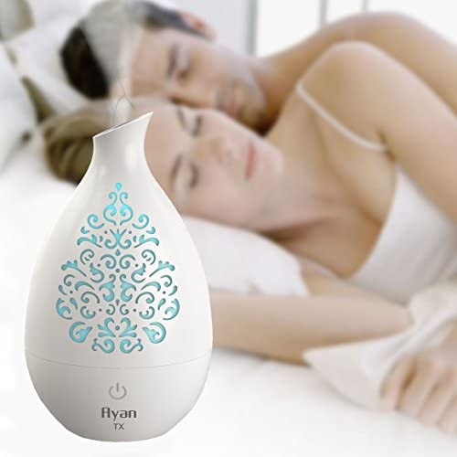 Ayan TX Colour Changing Aroma Diffuser and Humidifier