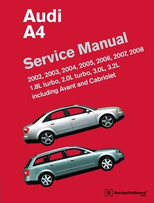 2002 audi a4 service manual - 7