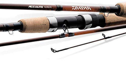Acculite Salmon & Steelhead Spinning Rod  9 & 039;Med LT von Daiwa